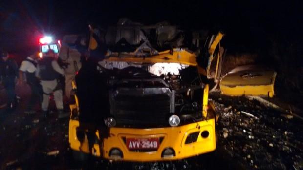 Quadrilha explode carro-forte no interior do RN; segurança é ferido
