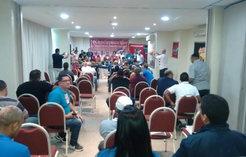 1º CONGRESSO INTERESTADUAL DOS VIGILANTES