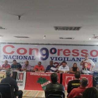 9º CONGRESSO DOS VIGILANTES EM BRASILIA